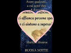 DI TUTTO RIMANE TRACCIA......BUONANOTTE - YouTube Make It Yourself, Youtube, Blog, Youtubers