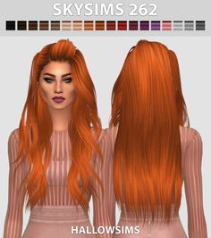 Skysims 262 | Hallow-Sims
