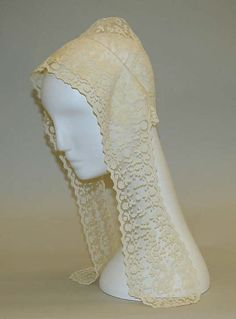 1850s Morning cap | Irish | The Metropolitan Museum of Art