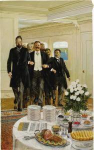 Theodore Roosevelt - John Philip Falter