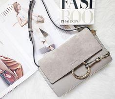 cloe handbags - The new it bag, the Chloe Faye. | bags | Pinterest | Chloe, It Bag ...