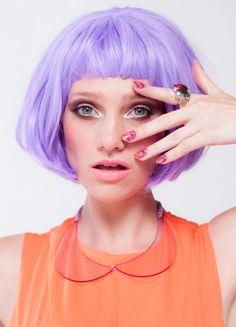 ncLa x Hello Kitty | Nail Wraps | Gradient