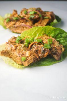 Healthy Blackened Chicken Salad