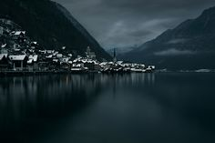 Hallstat by Akos Major