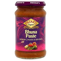 Pataks Bhuna Paste 283g  Pack of 2 ** See this great product.(This is an Amazon affiliate link)