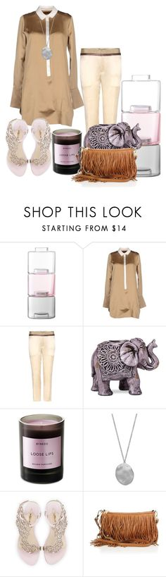 """LOOSE LIPS"" by yesitsme123 ❤ liked on Polyvore featuring LSA International, Schumacher, Haider Ackermann, Boho Boutique, Byredo, Karen Kane, Sophia Webster and Rebecca Minkoff"