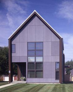 Monopoly House - Exterior contemporary exterior