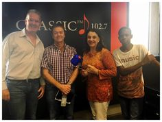 Hippo Roller Radio Interview on Classic FM