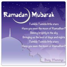 Ramadhan Rhyme
