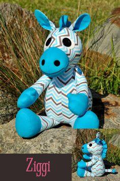 Ziggi Zebra - Animal Softie Toy SEWING PATTERN - Quilting Gems-Gold Coast Fabric, Quilting Gems Pattern, Zebra softie, Raff the giraffe, Palm Beach fabric shop, Gold Coast fabrics, fabric store Gold Coast, nutex fabrics