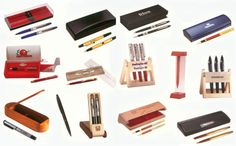 Corporate Gift Costly Pens with Stand & Cover