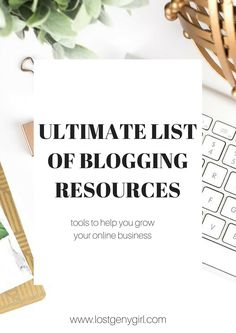 My favorite blogging resources that have helped me build a profitable business online. Books, media kits, and income reports.