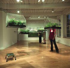 green+art+painting - Pesquisa Google