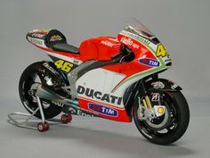 Ducati Desmosedici V.Rossi 2012 by K'S Workshop