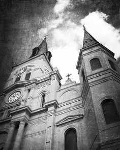 Place I LOVE! St. Louis Cathedral Photograph. New Orleans French Quarter