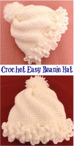 easy beanie hat