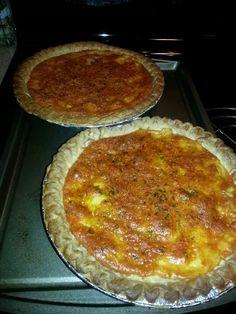 My famous Crawfish Pies!!