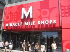 Miracle Mile Shop