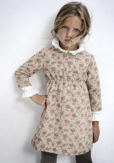 Moda Infantil y mas: - Labube - Otoño-Invierno - Fashion Kids, Little Girl Fashion, My Little Girl, Look Fashion, Amusement Enfants, Moda Kids, Look Girl, Girl Style, Little Fashionista