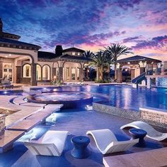 41 New Step By Step Roadmap For House Goals Mansions Dream Homes Luxury 18 – Dec… - Traumhaus Luxury Swimming Pools, Luxury Pools, Dream Pools, Swimming Pool Designs, Dream Home Design, Modern House Design, Luxury Modern House, Modern Mansion, Dream Mansion