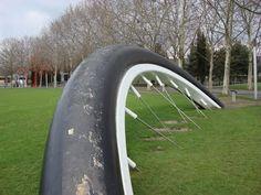 Sculpture: Contemporary: Claes Oldenburg.