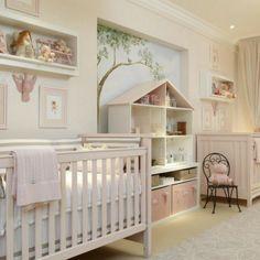 twin nursery ideas