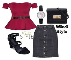 """Work Style"" by sunflower-hainguyen on Polyvore featuring MANGO and ZALORA"