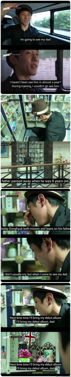 Are there any ikon stans who didn't cry in this scene?