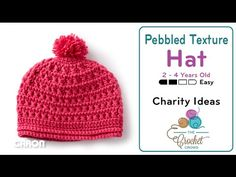 (17) How to Crochet A Hat: Toddler 2 - 4 Years Old - YouTube