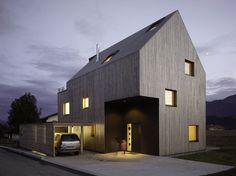 Haus für Sechs / Kärnten, Austria / Wildrich Hien Architekten / 2008