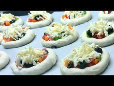 Mini pizza turque 🍕extra moelleuse! Recette facile prête en 60min ⏱/ Extra soft Turkish pizza ecipe - YouTube