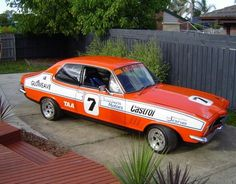 TORANA Holden Torana, Holden Australia, Australian Cars, Old Race Cars, Vintage Racing, Touring, Pride, Muscle, Joy
