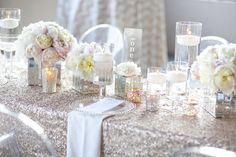 GALLERY: WEDDING TABLE DECOR
