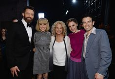 Backstage at the Tony Awards - Beautiful the Musical