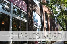 The Charles North neighborhood offers an eclectic mix of arts and entertainment venues as well as historic buildings and architecturally impressive houses. Located directly north of Penn Station, the area has been transformed into one of the most hip locations in the city with the Station North Arts and Entertainment District drawing artists, music lovers and young professionals into the heart of Baltimore. Baltimore Neighborhoods, University Of Baltimore, Fall River, Young Professional, Drawing Artist, Arts And Entertainment, Music Lovers, The Expanse, Buildings