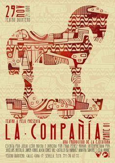 Obra teatral. LA COMPAÑIA PARTE 01 COMPAÑIA TEATRO A PELO. El día 29 de noviembre, a las 21:00h y 8 euros.