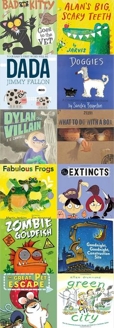 Top 40 Books to Read With Your Kids this Year