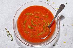 Geroosterde tomatensoep - Recept - Allerhande