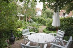 romantisk have