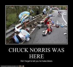 Ideas funny dirty mems chuck norris for 2019 Funny Pix, Funny Picture Quotes, Funny Images, Funny Photos, Hilarious, Chuck Norris Memes, Man Humor, Bike Humor, Military Humor