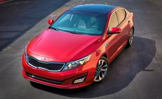 Kia Motors America (KMA), one among America's fastest-growing automobile corporations over the last 5 years, unveiled a considerably updated version of its popular Kia Optima mid-size sedan at the 2013 big apple International car Show (NYIAS). True Car, Mid Size Sedan, Kia Optima, Car Magazine, Automobile Industry, Limousine, Car Ins, Car Show, Motor Car