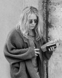 effortless Ashley Olsen