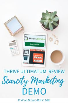 How to use Thrive Ultimatum from Thrive Suite to create scarcity on your sales page to entice sales and lead pages to get more subscribers. #thrivethemes #thrivesuite #thriveultimatum Email Marketing, Affiliate Marketing, Social Media Marketing, Money Making Websites, Lead Page, Online Web Design, Help Teaching, Blogger Tips, Business Website