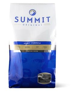 SUMMIT Original recipes in life stages supply the all the nutritional value that your dog needs, and the flavour he craves.