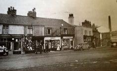 Bottom of Park Lane