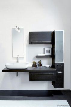 Mueble baño de visitas