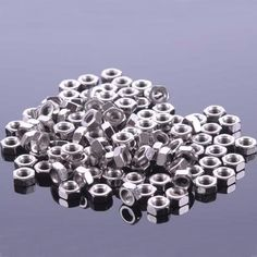 Screws 50Pcs/lot Tornilleria 2mm  Screw Nut M2 Dia 2mm Hex Screw Nut  Nuts Good Quality DIY New Schraube♦️ B E S T Online Marketplace - SaleVenue ♦️👉🏿 http://www.salevenue.co.uk/products/screws-50pcslot-tornilleria-2mm-screw-nut-m2-dia-2mm-hex-screw-nut-nuts-good-quality-diy-new-schraube/ US $0.90