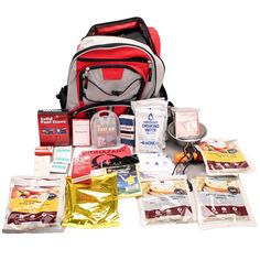 Wise Foods Survival Backpack (5 Day Kit)
