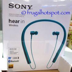 Sony h.ear in Wireless Headphone. #Costco #FrugalHotspot