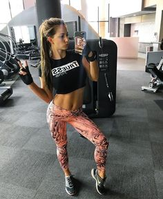 964daa3e84748 63 Best gym outfit images in 2019